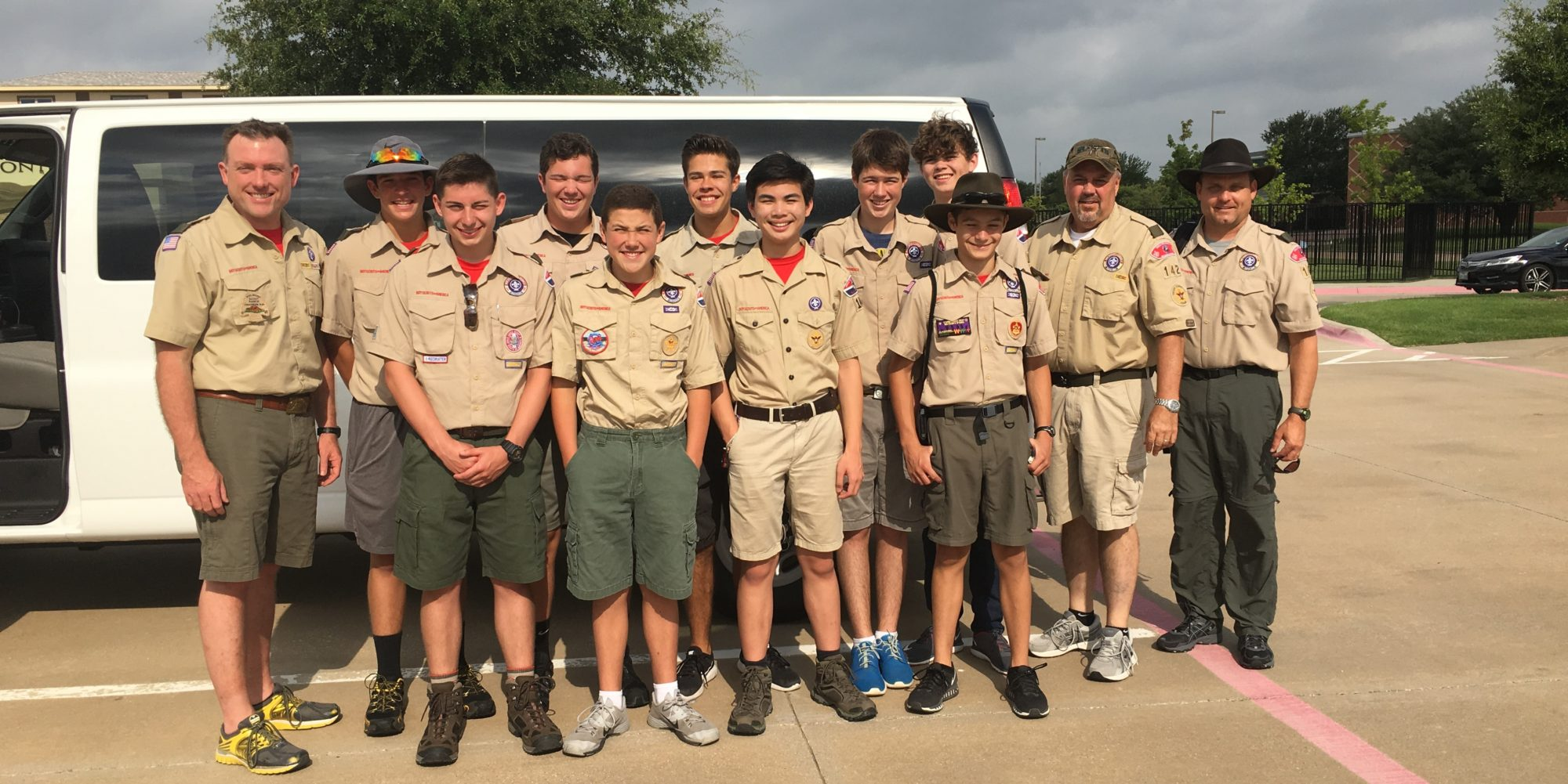 Frisco Troop 142
